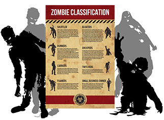 Post Net zombie-class-guide