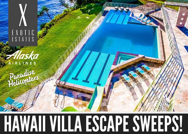Hawaii-Villa