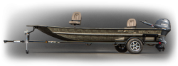 Banded boat