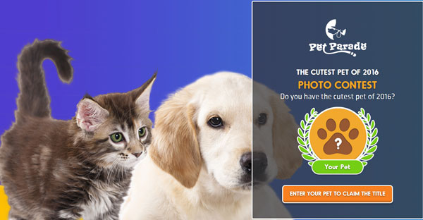 Pet sweepstakes 2018 toyota