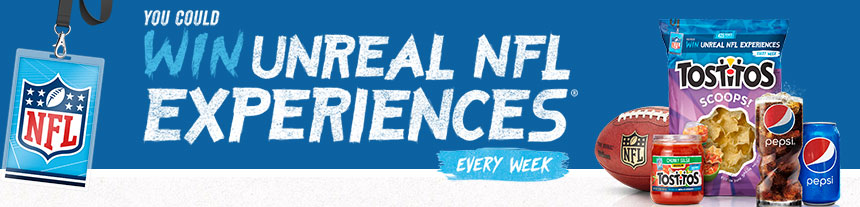 Sweepstakes Promotions offer tickets to Super Bowl and NFL