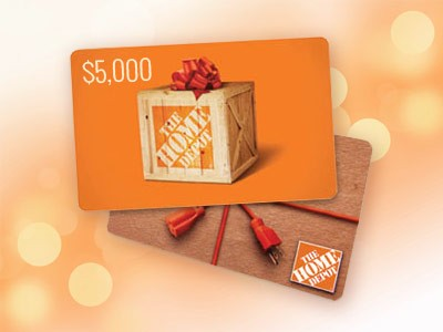 Sweepstakes help Home Depot increase customer survey participation ...